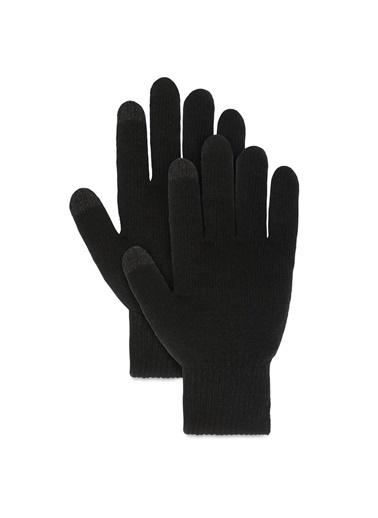 Timberland Eldiven Siyah